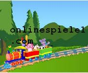 Toy train gratis spiele